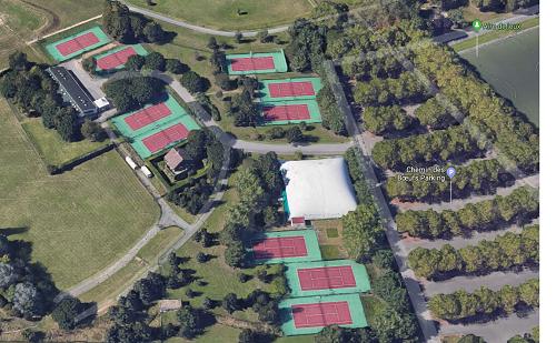 Zone tennis
